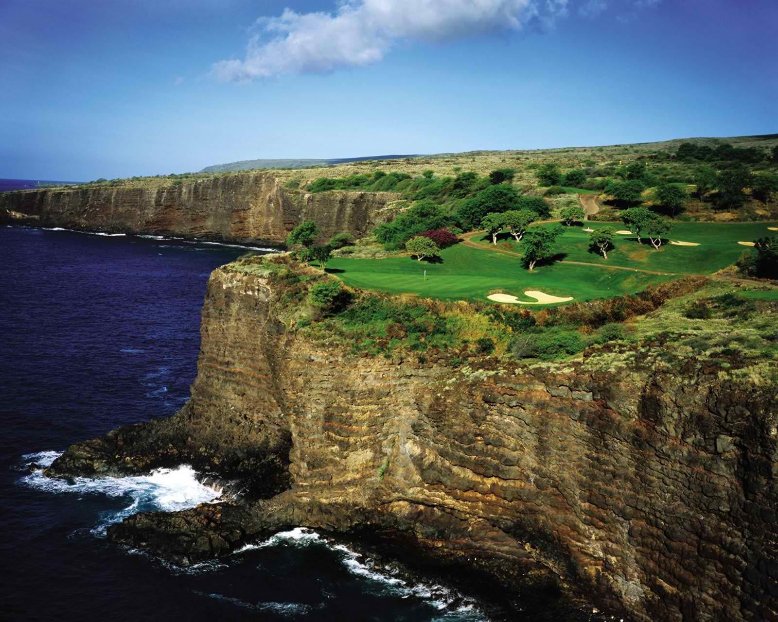 Big Island Four Seasons Golf