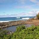 Keokea Beach Park - Big Island, Hawaii