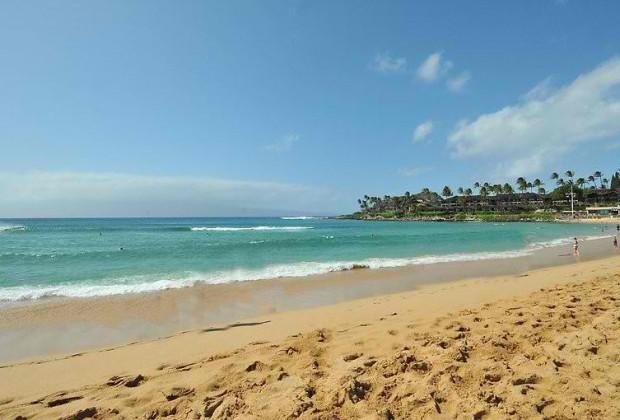 Napili Bay Beach - Maui, Hawaii