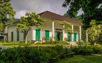 Queen Emma's Summer Palace - Hawaii