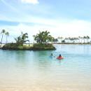 Duke Paoa Kahanamoku Lagoon - Waikiki, Hawaii