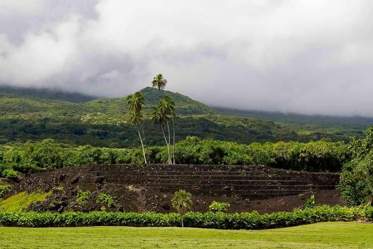 Kahanu Garden - Maui, Hawaii