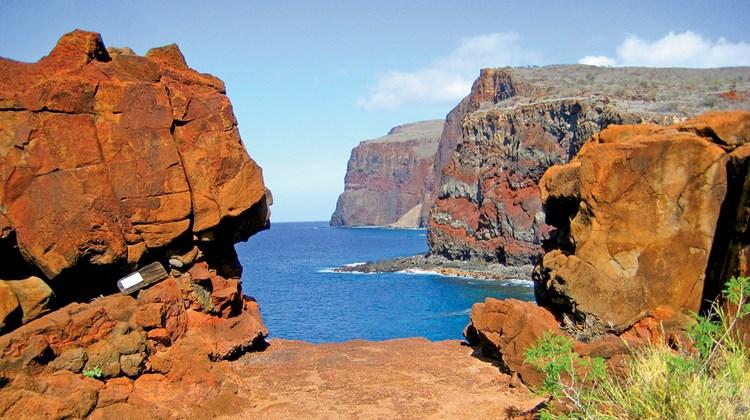 Kahekili's Leap - Hawaii