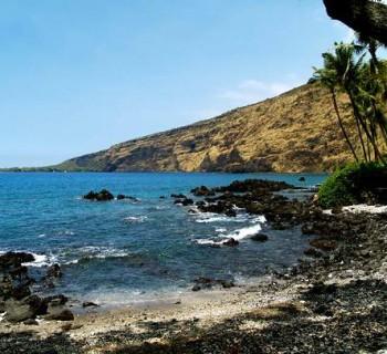 Napoopoo Beach Park - Big Island, Hawaii