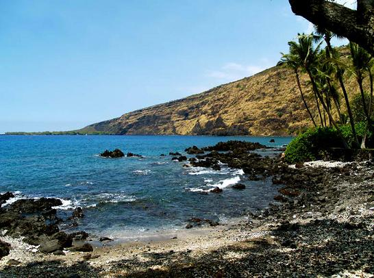 Napoopoo Beach Park - Big Island, Hawaii