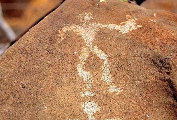 Poaiwa Petroglyphs - Lanai, Hawaii