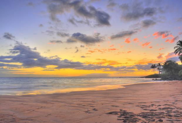 Poolenalena Beach - Maui, Hawaii