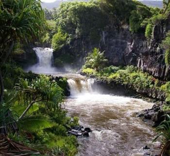 Seven Sacred Pools - East Maui, Hawaii