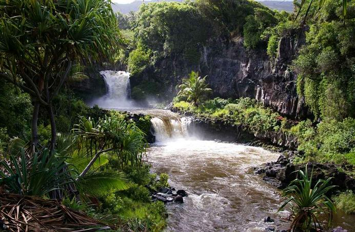 Seven Sacred Pools - East Maui, Hawaii