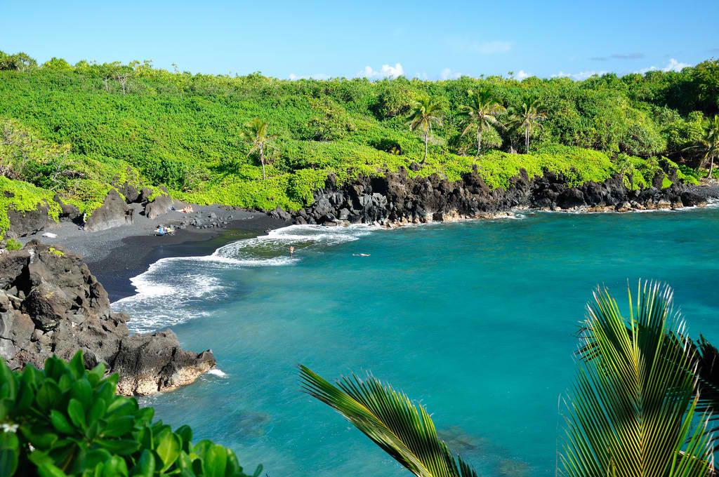 Waianapanapa State Park - East Maui