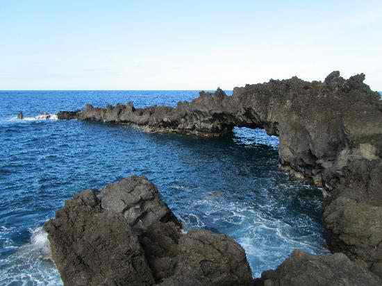 Waianapanapa State Park - Sea Arch