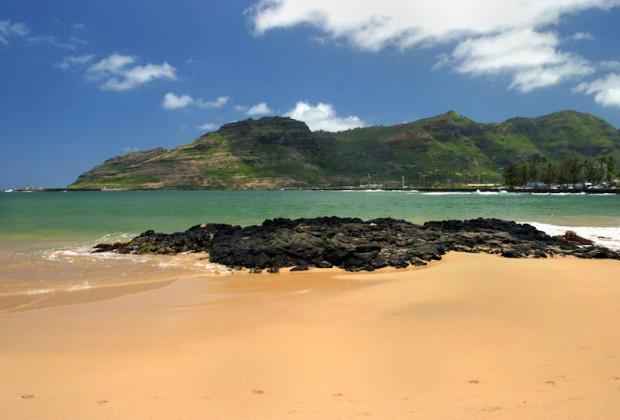 Kalapaki Beach - Lihue, Kauai, Hawaii