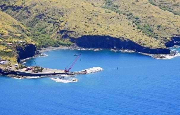 Kaumalapau Harbor - Lanai, Hawaii