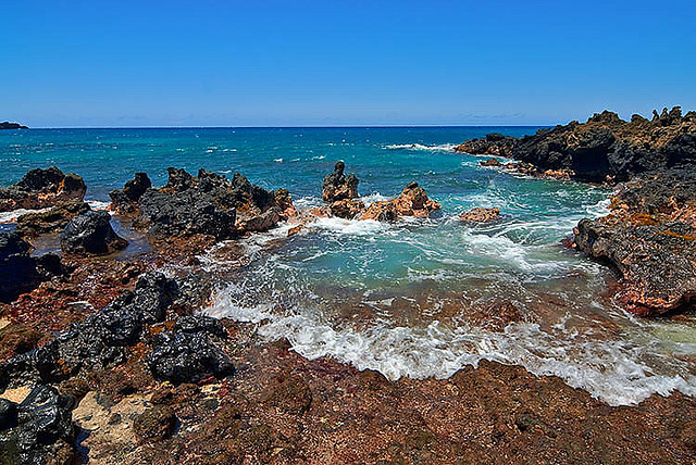 La Perouse Bay - Maui, Hawaii