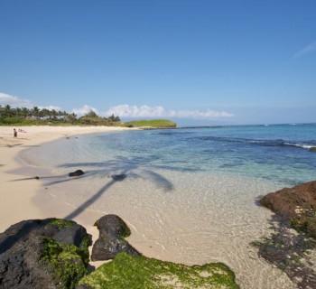 Tavares Beach - Near Paia in Maui, Hawaii