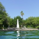 Kealakekua Bay - Captain Cook Monument