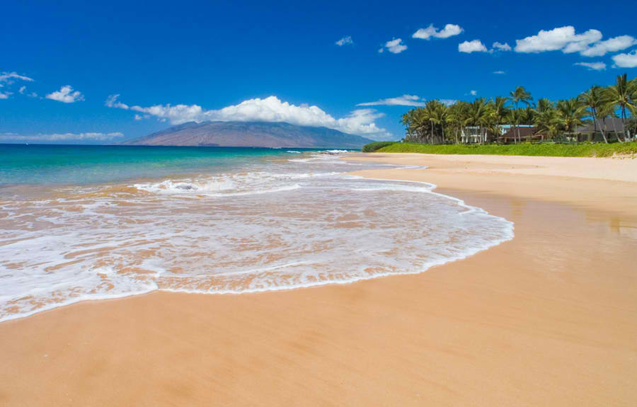 Keawakapu Beach - Southern Maui, Hawaii