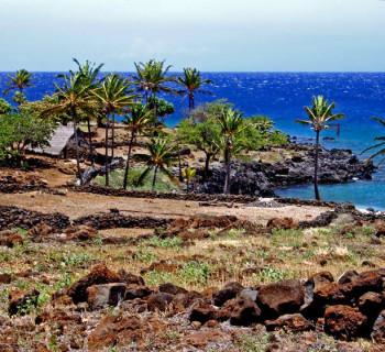 Lapakahi State Historical Park - Big Island, Hawaii