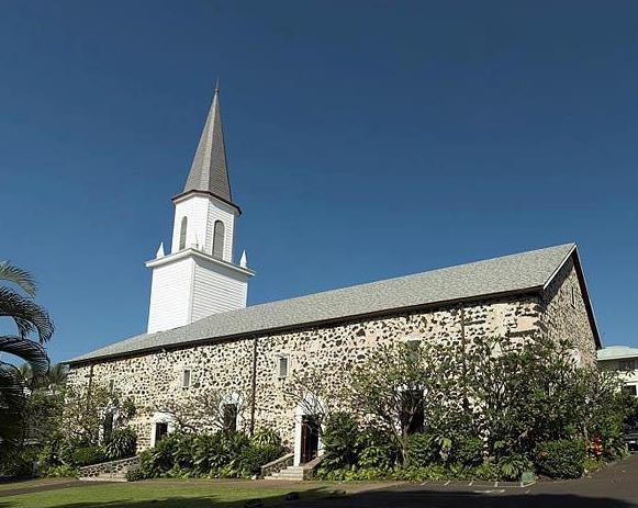 Moku'aikaua Church - Kailua-Kona, Hawaii