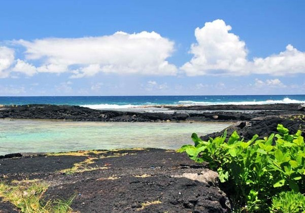 Onekahakaha Beach Park - Hilo, Hawaii
