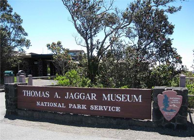 Thomas A. Jaggar Museum - Hawaii Volcanoes National Park, Big Island, Hawaii
