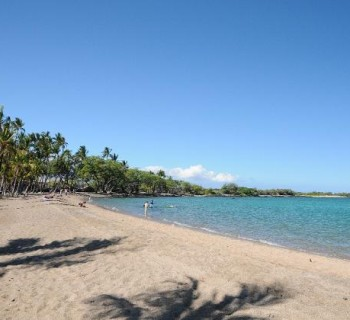Waikoloa Beach - Anaehoomalu Bay, Hawaii