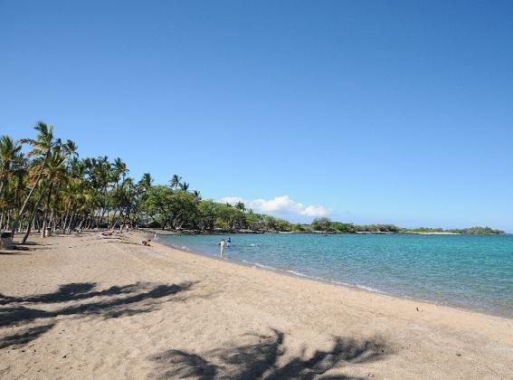 Waikoloa Beach - Anaehoomalu Bay, Hawaii