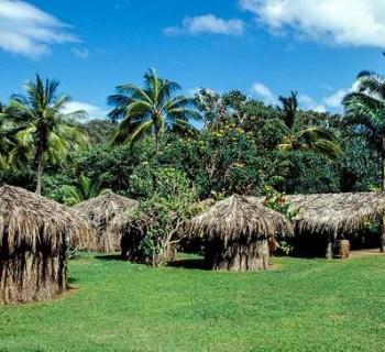 Kamokila Hawaiian Village - Kauai, Hawaii