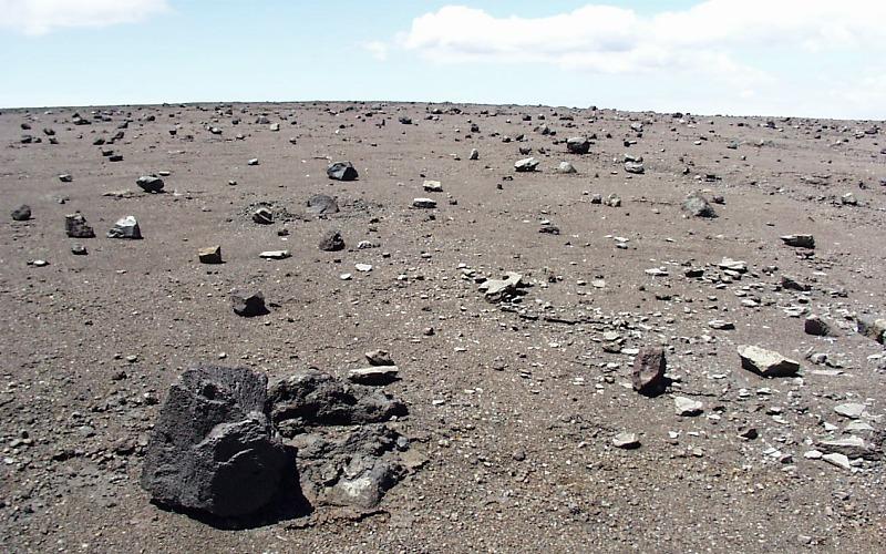 Kau Desert - Hawaii