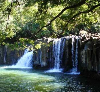 Kipu Falls - Kauai, Hawaii