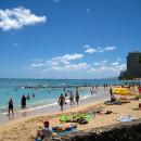 Kuhio Beach Park - Waikiki, Hawaii