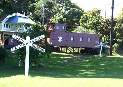 Laupahoehoe Train Museum - Hilo, Hawaii