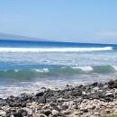 Puamana Beach Park - Maui, Hawaii