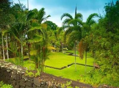 Sadie Seymour Botanical Gardens - Kailua-Kona, Hawaii