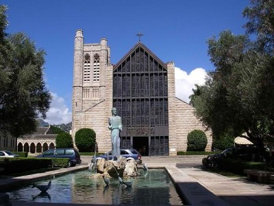 St. Andrew's Cathedral - Honolulu, Hawaii