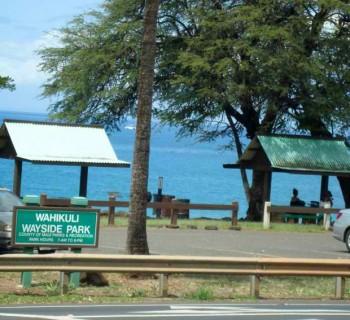 Wahikuli Wayside Beach Park - Maui, Hawaii