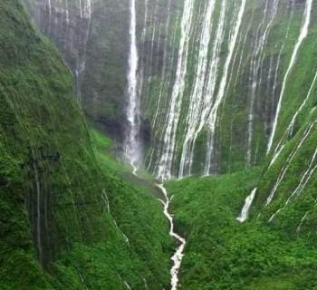 Wall of Tears - Maui, Hawaii