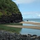 Hanakapiai Beach - Na Pali Coast, Kauai, Hawaii
