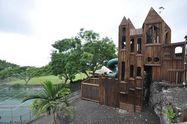 Harold H. Higashihara Park - Kamakana Playground