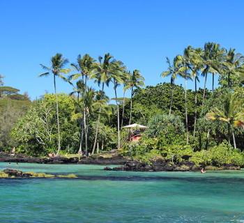James Kealoha Beach Park - Hilo, Hawaii