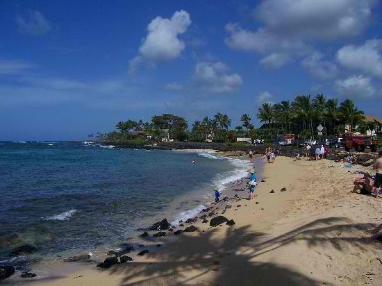 Lawai Beach - Kauai, Hawaii
