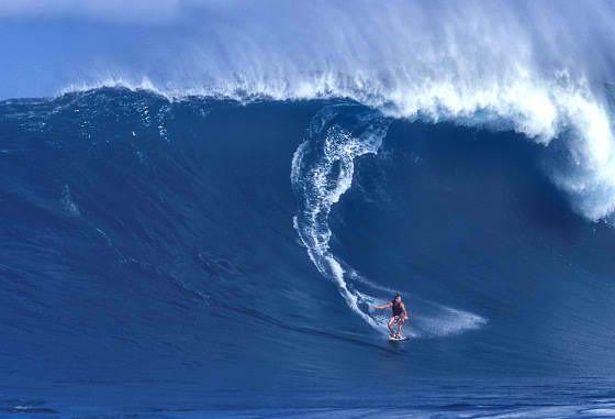Peahi - Maui, Hawaii