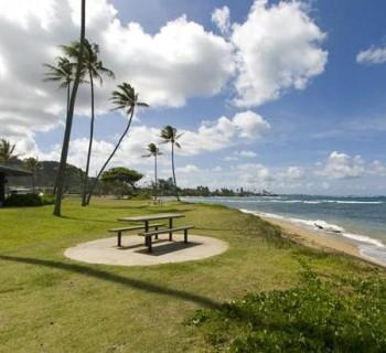 Hau'ula Beach Park - Oahu, Hawaii