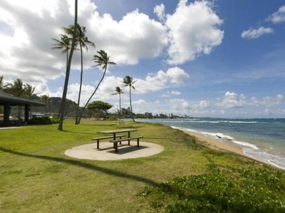 Hau'ula Beach Park - Oahu, Hawaii