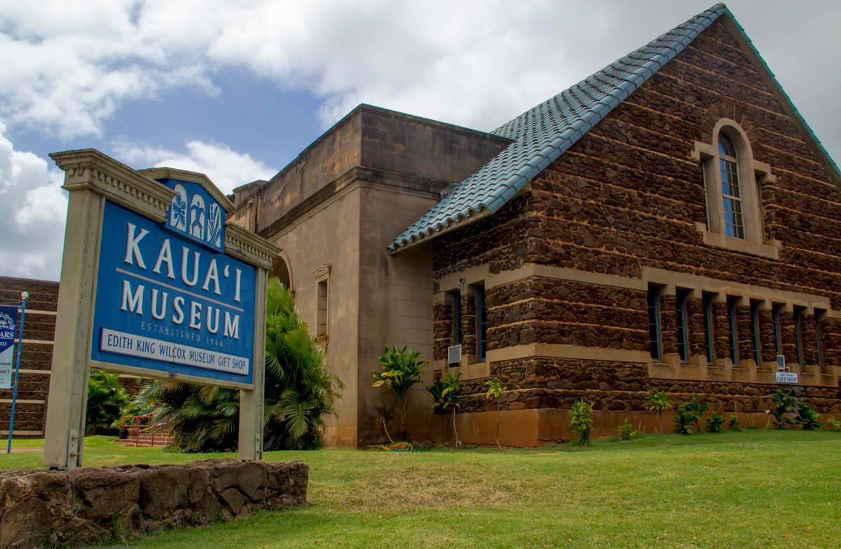 Kauai Museum, Lihue, Hawaii