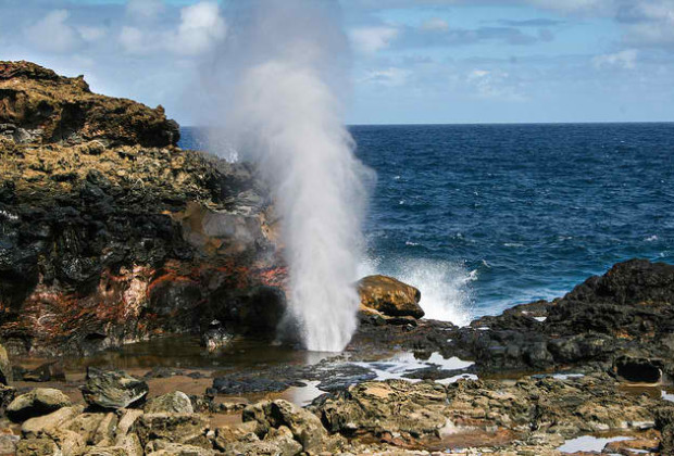 Nakalele Blowhole - West Maui, Hawaii