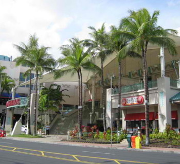 Ward Centers - Kaka'ako, Honolulu, Hawaii