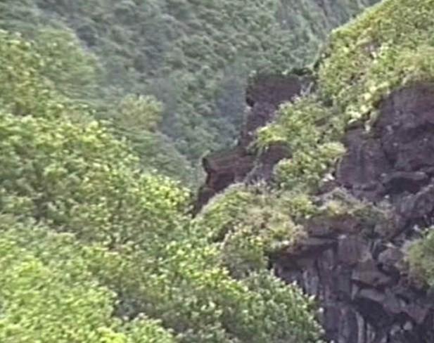 JFK Profile Rock - Iao Valley, Maui, Hawaii