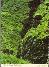 JFK Profile Rock Postcard
