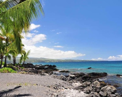 Keaukaha Beach Park - Big Island, Hawaii